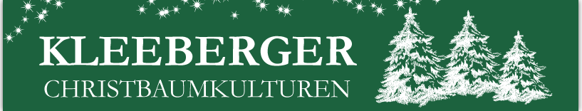 logo-kleeberger-christbaeume